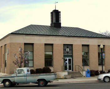 Buhl Post Office - Buhl Idaho