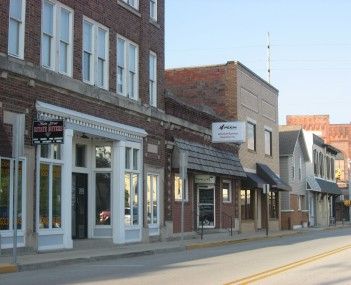 The Commercial Historic District