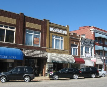 Downtown Sullivan