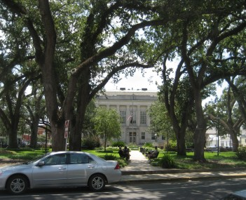 Terrebonne Parish Courthouse, Houma