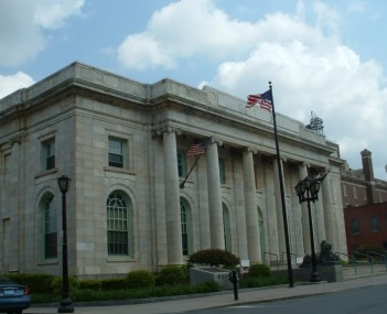 Pittsfield City Hall