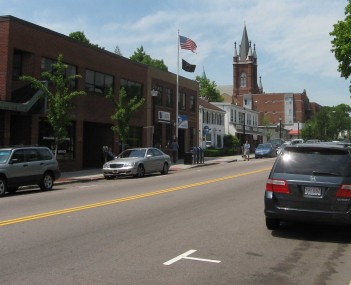 Watertown's Main Street