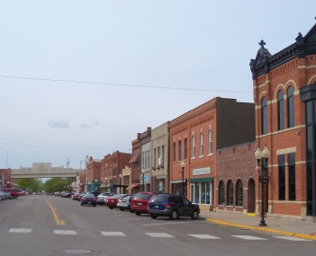 Downtown Wabasha