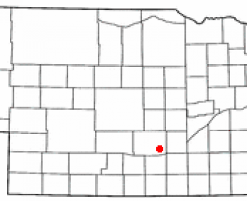 Location of Gibbon, Nebraska