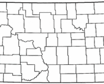 Location of Bowman, North Dakota