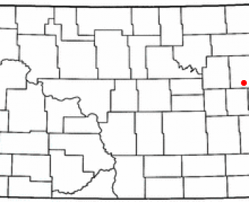 Location of Northwood, North Dakota