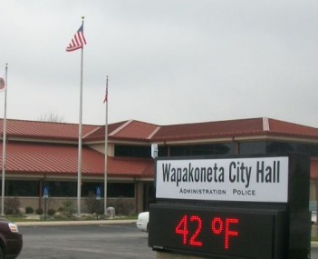 Wapakoneta City Hall