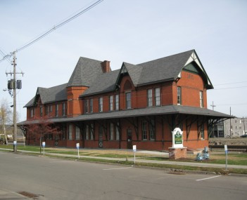 Sayre Historical Society Museum