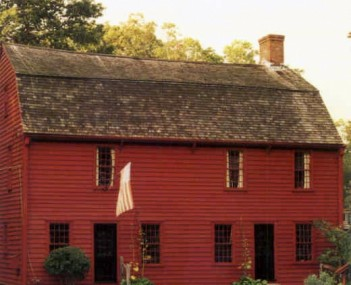 The Gilbert Stuart Birthplace in North Kingstown
