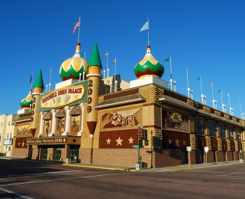 Corn Palace in Mitchell
