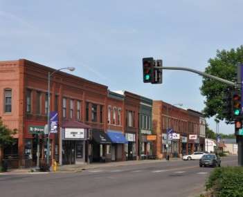 Downtown Vermillion