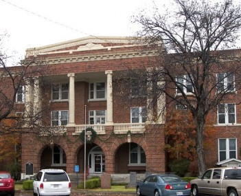 Brown county courthouse 2009