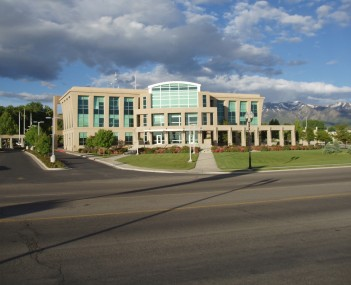 Clearfield City Municipal and Justice Center
