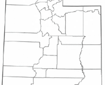 Location of Logan, Utah