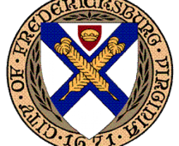 Seal for Fredericksburg