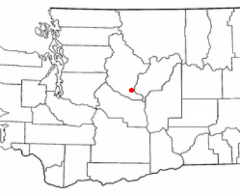 Location in the state of Washington