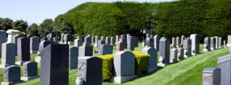 Consumers Guide to Buying a Grave Plot