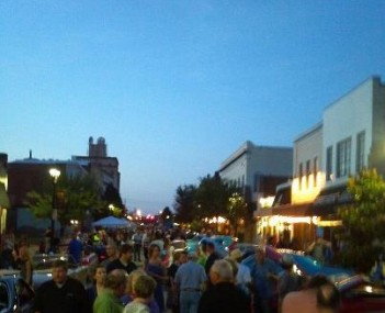 FosterFest in downtown Dothan