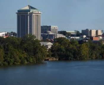 Montgomery Alabama panorama