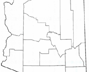 Location in the State of Arizona