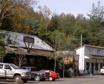 View of Cazadero