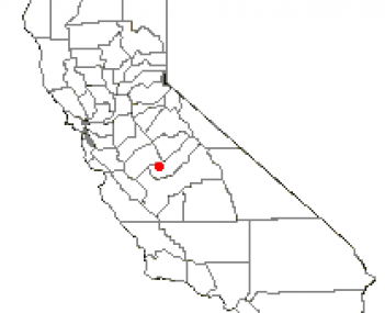Location of Chowchilla, California