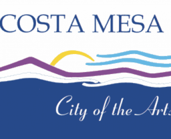 Flag for Costa Mesa