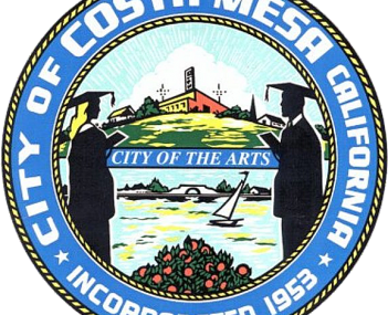 Seal for Costa Mesa