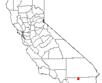 Location of DHS in California