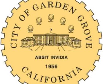 Seal for Garden Grove