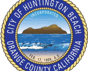 Seal for Huntington Beach