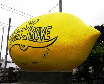 Lemon Grove Monument