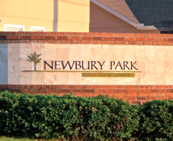 View of Newbury Park