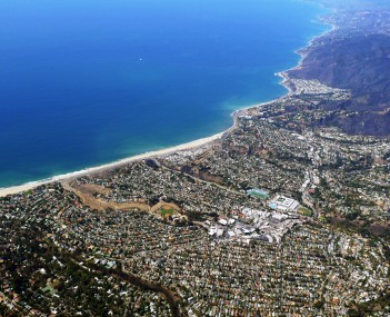 View of Pacific Palisades