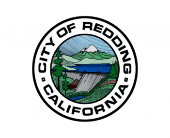 Flag for Redding