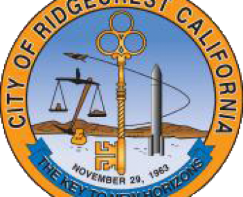 Seal for Ridgecrest