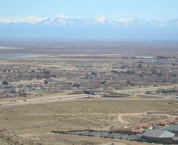 View of Rosamond