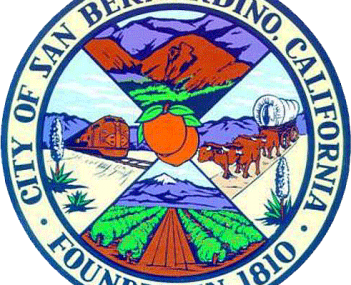 Seal for San Bernardino