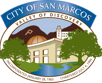 Seal for San Marcos