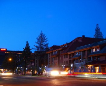 South Lake Tahoe Skyline