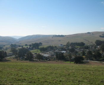 View of Tomales