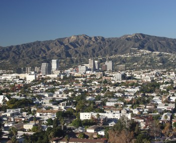 View of Verdugo City