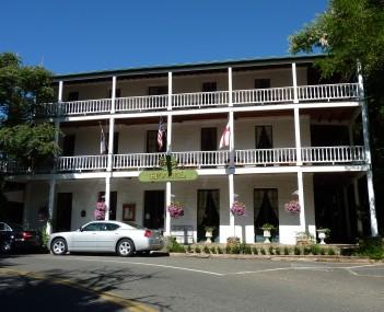 St George Hotel Volcano Ca