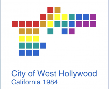 Seal for West Hollywood