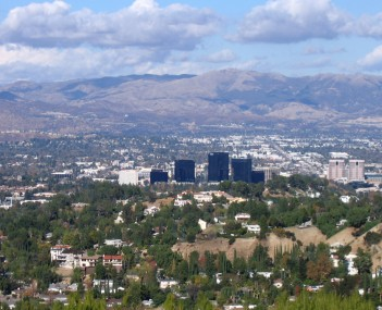 View of Woodland Hills