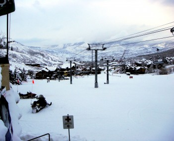 View of Snowmass Village