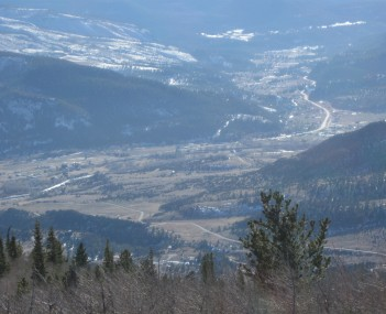 View of South Fork