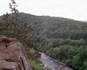 Farmingtonriver gorge