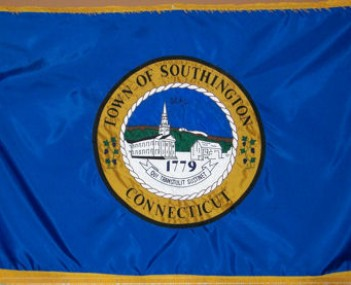 Flag for Southington