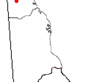 Location of Townsend, Delaware